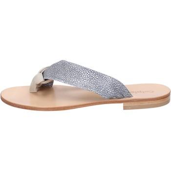 kengät Naiset Sandaalit ja avokkaat Calpierre Sandaalit BZ880 Harmaa