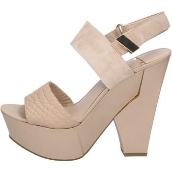 kengät Naiset Sandaalit ja avokkaat Marciano Sandaalit BZ430 Beige