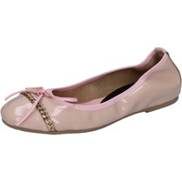 kengät Naiset Balleriinat Crown ballerine rosa cipria vernice BZ941 Rosa