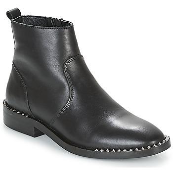 kengät Naiset Bootsit Bullboxer TELMASSA Musta