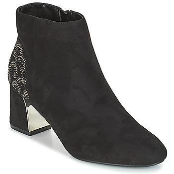 kengät Naiset Nilkkurit Moony Mood JASMINA Black