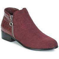 kengät Naiset Bootsit Moony Mood JADE Maroon