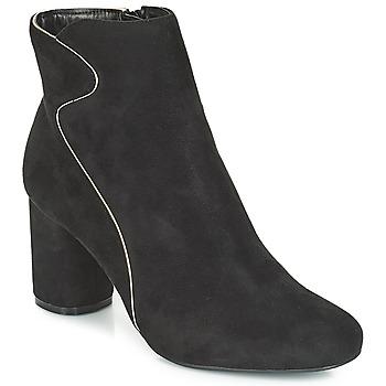 kengät Naiset Nilkkurit Moony Mood JUDY Black