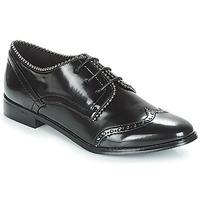 kengät Naiset Derby-kengät Moony Mood JENNY Musta