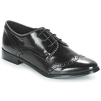 kengät Naiset Derby-kengät Moony Mood JENNY Black