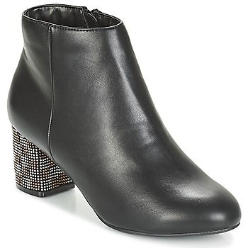 kengät Naiset Nilkkurit Moony Mood JAPSERA Black
