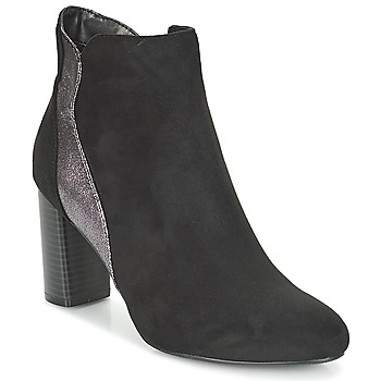 kengät Naiset Nilkkurit Moony Mood JERDA Black