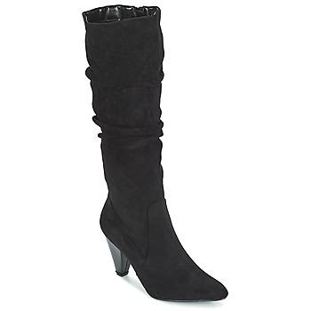 kengät Naiset Saappaat Moony Mood JULMA Black