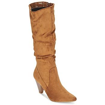 kengät Naiset Saappaat Moony Mood JULMA Brown