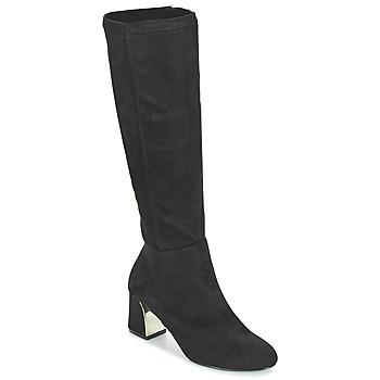 kengät Naiset Saappaat Moony Mood JORDANA Black