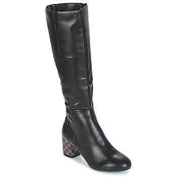 kengät Naiset Saappaat Moony Mood JISMIA Black