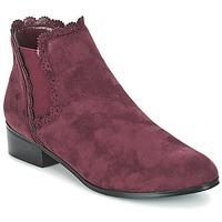 kengät Naiset Bootsit Moony Mood JERMA Aubergine