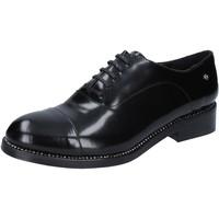 kengät Naiset Derby-kengät & Herrainkengät Reve D'un Jour REVE classiche nero pelle lucida BZ465 Nero