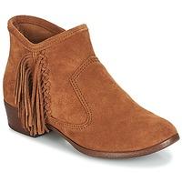 kengät Naiset Nilkkurit Minnetonka BLAKE BOOT Camel