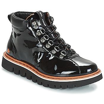 kengät Naiset Bootsit Art TORONTO Black