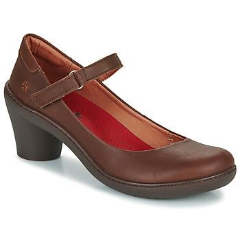 kengät Naiset Korkokengät Art ALFAMA Brown