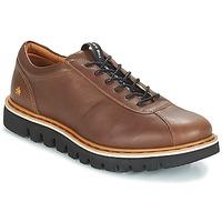 kengät Miehet Derby-kengät Art TORONTO Brown