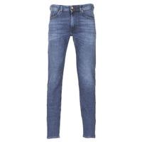 vaatteet Miehet Slim-farkut Diesel THOMMER Blue / 084uh