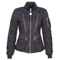 vaatteet Naiset Toppatakki Diesel W-BLANKYT Black