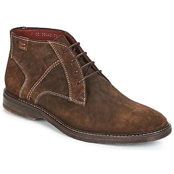 kengät Miehet Bootsit Lloyd DALBERT Brown