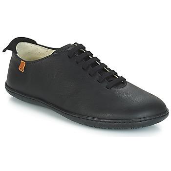kengät Matalavartiset tennarit El Naturalista EL VIAJERO FLIDSU Black