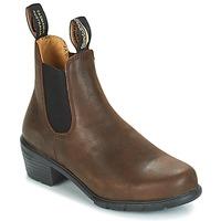 kengät Naiset Bootsit Blundstone WOMEN'S HEEL BOOT Brown