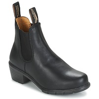 kengät Naiset Bootsit Blundstone WOMEN'S HEEL BOOT Black