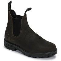 kengät Bootsit Blundstone SUEDE CLASSIC BOOT Kaki