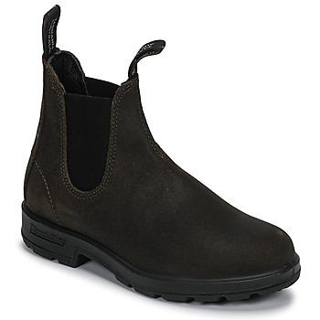 kengät Bootsit Blundstone ORIGINAL SUEDE CHELSEA BOOTS Khaki