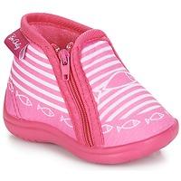 kengät Tytöt Tossut Be Only TIMOUSSON Vaaleanpunainen
