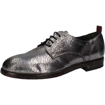kengät Naiset Derby-kengät Moma Klassikko AE200 Hopea