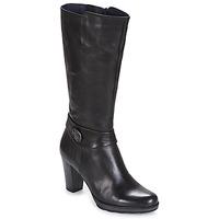 kengät Naiset Saappaat Dorking REINA Black