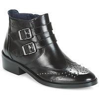 kengät Naiset Bootsit Dorking CELINE Musta
