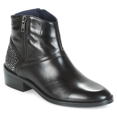 kengät Naiset Bootsit Dorking CELINE Black