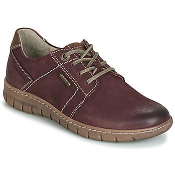 kengät Naiset Derby-kengät Josef Seibel Steffi 59 Bordeaux