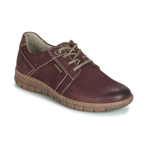 kengät Naiset Derby-kengät Josef Seibel Steffi 59 Brown