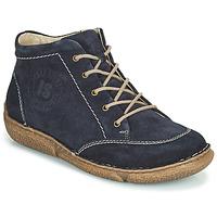 kengät Naiset Bootsit Josef Seibel Neele 01 Laivastonsininen