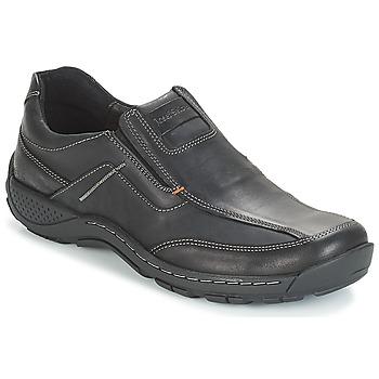 kengät Miehet Derby-kengät Josef Seibel Nolan 18 Black