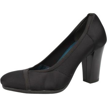 kengät Naiset Korkokengät Keys AE601 Musta
