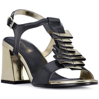 kengät Naiset Sandaalit ja avokkaat Apepazza NERO HEEL SANDAL Nero