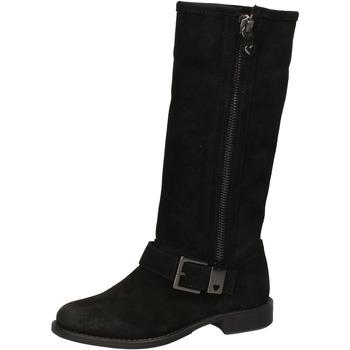 kengät Naiset Saappaat Twin Set Saappaat AE835 Musta