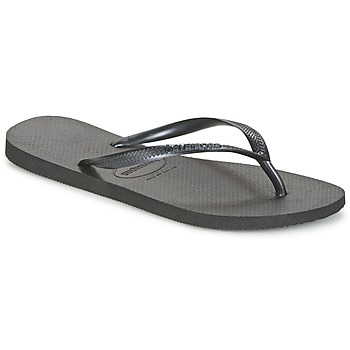 kengät Naiset Varvassandaalit Havaianas SLIM Musta
