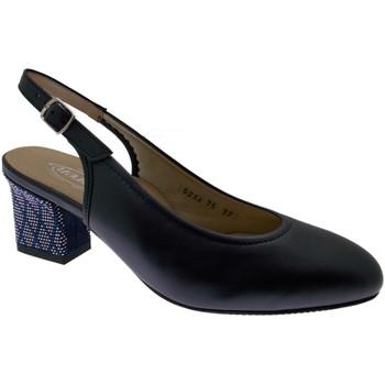 kengät Naiset Sandaalit ja avokkaat Calzaturificio Loren LO5234bl blu