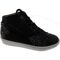 kengät Naiset Bootsit Calzaturificio Loren LOC3710ne nero