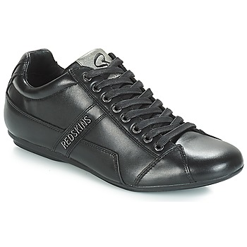 kengät Miehet Matalavartiset tennarit Redskins TONAKI Black
