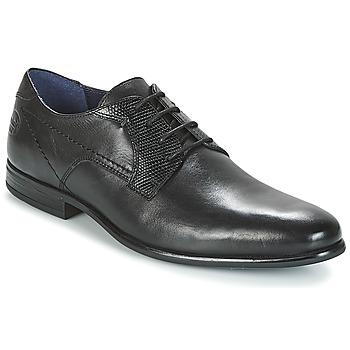 kengät Miehet Derby-kengät Dockers by Gerli HERAN Black