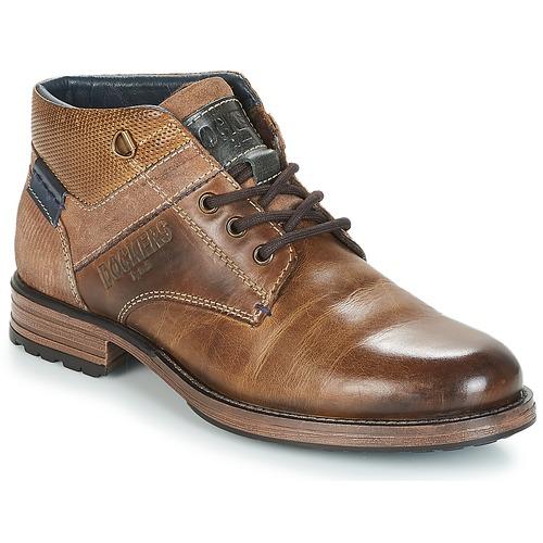 kengät Miehet Bootsit Dockers by Gerli UROUA Ruskea