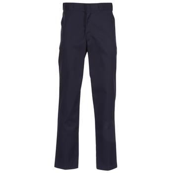 vaatteet Miehet 5-taskuiset housut Dickies WORK PANT Kaki
