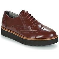 kengät Naiset Derby-kengät Ippon Vintage ANDY THICK Bordeaux