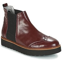 kengät Naiset Bootsit Ippon Vintage HUNTER THICK Bordeaux